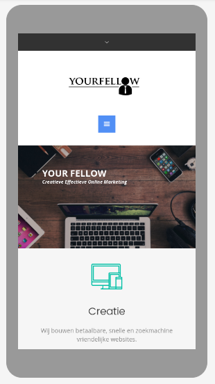 yourfellow mobile friendly